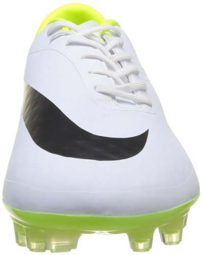 Nike Hypervenom Phatal Fg - Bianco / Nero / Volt