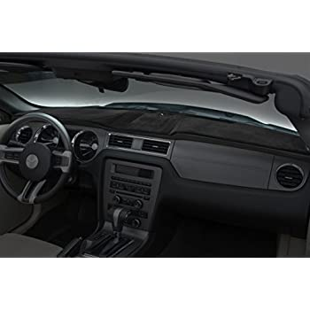 Coverking Custom Fit Dashcovers for Select Lexus RX330/RX350 Models - Suede (Black)