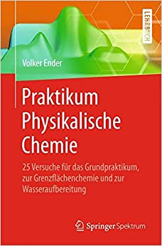 Praktikum Physikalische Chemie