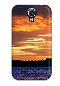 Forever Collectibles Bora Bora Hard Snap-on Galaxy S4 Case