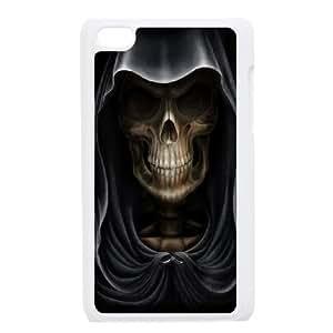 WEUKK Grim Reaper iPod Touch 4 cover case, customized cover case for iPod Touch 4 Grim Reaper, customized Grim Reaper cell phone case