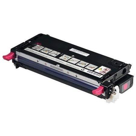 (Dell RF013 OEM Toner - 3110CN 3115CN High Yield Magenta Toner (OEM# 310-8096 310-8399) (8000 Yield) OEM)