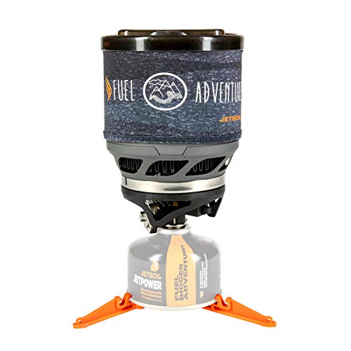 Jetboil MiniMo Camping Stove Cooking System,...