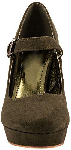Elara - Tira de tobillo Mujer Grün Paris