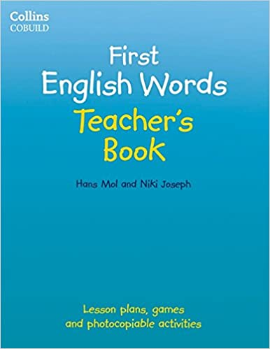 First English Words Teacher's Book: Amazon co uk: Hans Mol