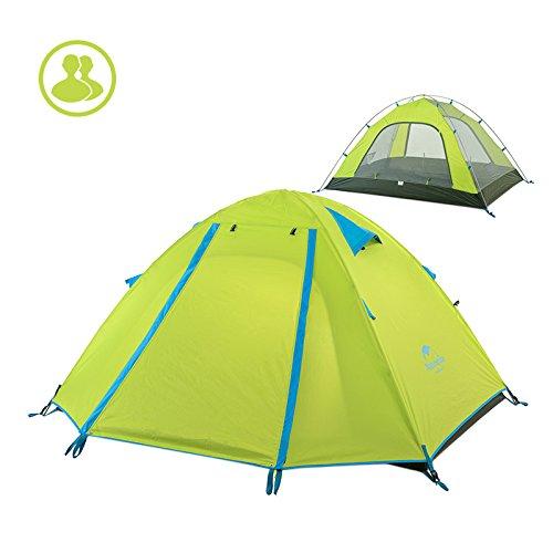 きつく隔離ファンネルウェブスパイダーNatureHike 2-3-4人用 UVガード防水テント アウトドアキャンプ二重層キャンピングテント 防災/登山/山岳テント