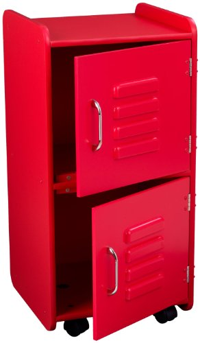 KidKraft Locker - Medium - Red Locker Room Decor