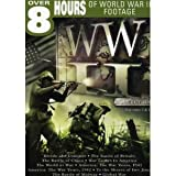 world at war dvd - WWII 10 Episode Collection : Divide And Conquer , The Battle Of Britain , The Battle Of China , War Comes To America , The World At War , America The War Years 1941 , America The War Years 1942 , Iwo Jima , Battle Of Midway, Global War : Box Set - 483 Minutes
