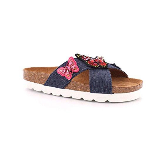 Deck Jeans CB1588 Ciabatta Grunland S Donna q1xw7465Y