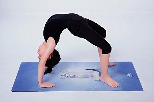 artmatic ecológico estera de Yoga para niños | no tóxico no ...