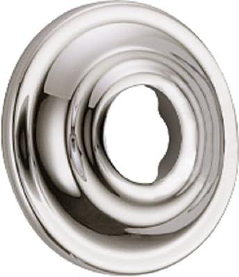 Delta Faucet RP72562PN Cassidy, Shower Flange, Polished Nickel