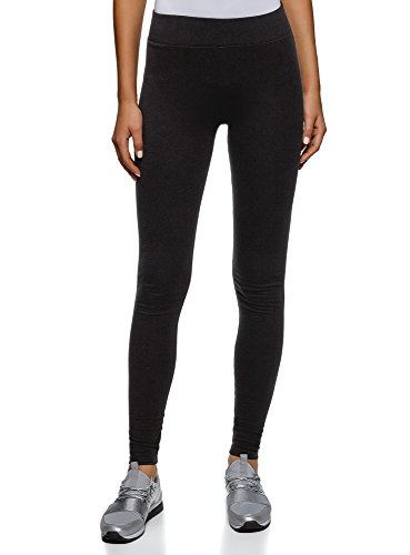 oodji Ultra Damen Jersey-Leggings Basic