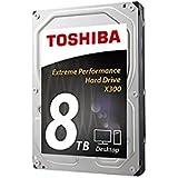 "Toshiba X300 8TB 3.5"" 8000 GB Serial ATA III Unidad de - Disco Duro (3.5"", 8000 GB, 7200 RPM)"