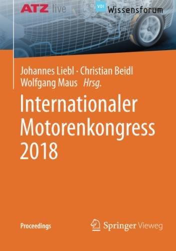 Internationaler Motorenkongress 2018