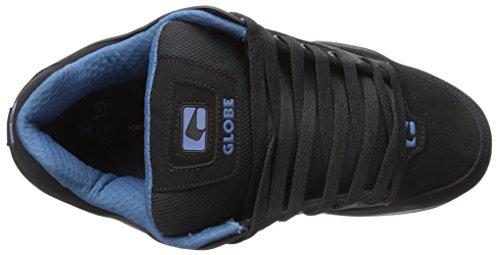 Zapatillas Anchas Globe color negro Talla39