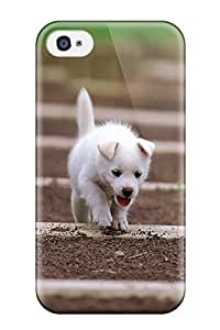 Case Cover Protector Specially Made For Iphone 4/4s Dog
