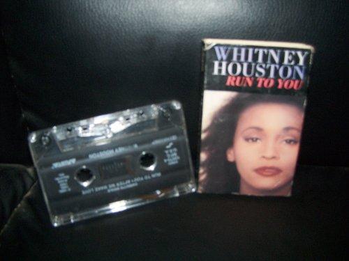 WHITNEY HOUSTON Run to You Single Cassette 1993 ARISTA Records