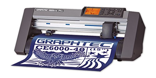Graphtec CE6000 Plus Cutter/Grey by Graphtec