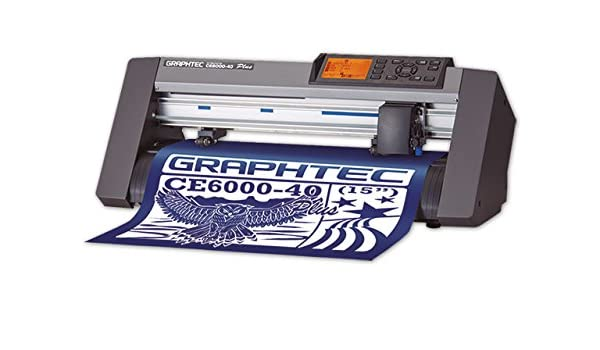 Graphtec ce6000 – 40 Plus Plóter Gris: Amazon.es: Informática