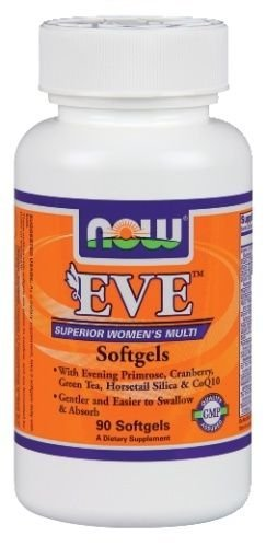 Now Eve Women's Multiple Vitamin - 90 Softgels (1)