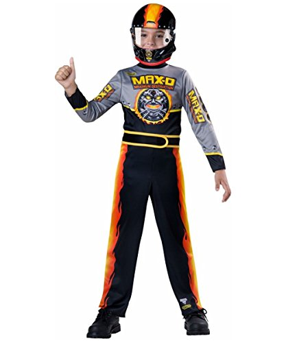 Monte (Kids Race Car Costume)