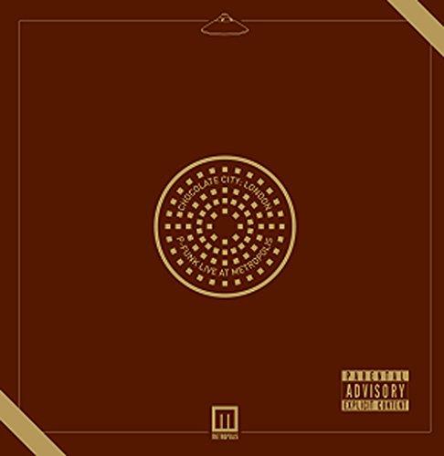 Chocolate City: London P-Funk Live at Metropolis [2 CD + 2 Vinyl + 1 DVD]
