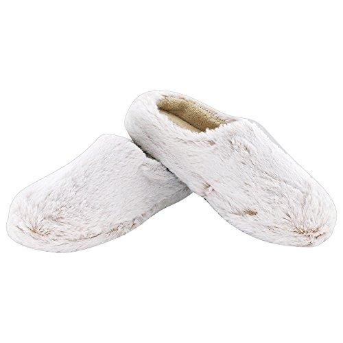 casa Mujer de Estar Beige Zapatillas por brandsseller para HUgZ1Tqw