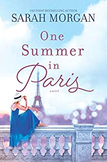 Book Cover: One Summer in Paris