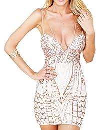 Vestidos Satinados De Fiesta Sexys Cortos Ropa De Moda Para Mujer y Noche Elegante Casuales