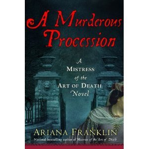 A Murderous Procession (Mistress of the Art of Death) ebook