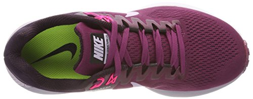 21 Anthracite Shoe Running NIKE Air Zoom Women's Structure Pure Platimum vqIxHA