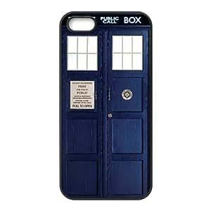 Tardis chameleon circuit Phone Case for iPhone 5S Case