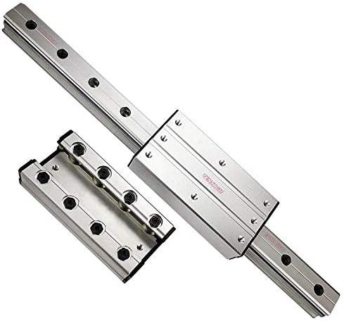 TEN-HIGH LGD12 LGB12-160L-8UU - Guía lineal de eje doble para ...
