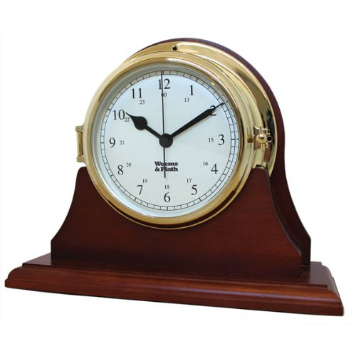 Weems and Plath Single Wood Base for Endurance II 135 Instruments, Mahogany (Mahogany Boats Wood)