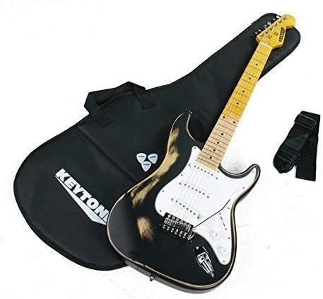 Keytone E- Guitarra st Vintage Diseño & Accesorios: Amazon.es ...