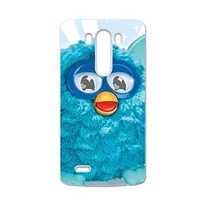 JIUJIU Blue lovely animal Cell Phone Case for LG G3