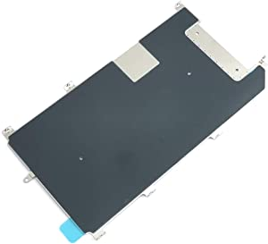 Screen Back Metal Plate with Heat Shield Pre-Installed Replacement Part for iPhone 6S Plus (5.5'')