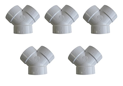 Central Short WYE Fittings Including