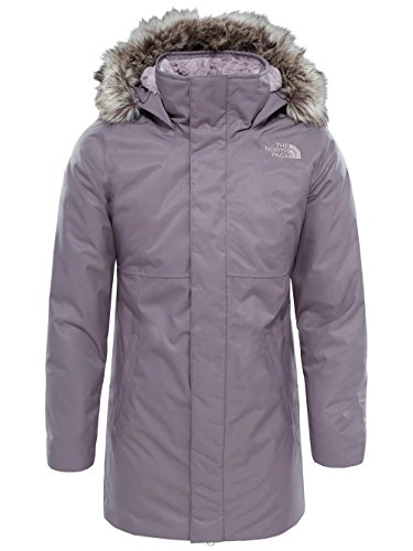 North Face Arctic Swirl Down Parka Jacket Big Kids Style : A34U5-HCW Size : XL by The North Face