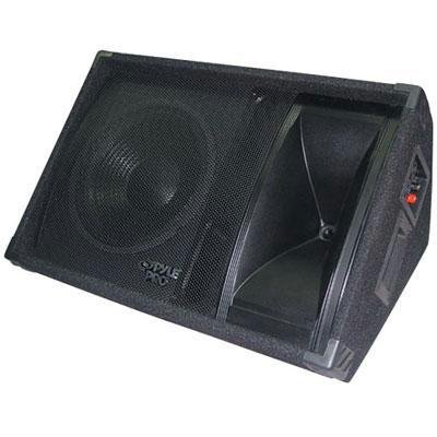 PylePro PASC12 600 Watt 12'' Two-Way Stage Monitor Speaker System