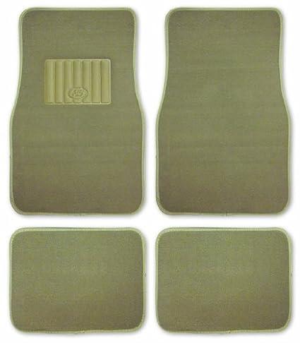 green car floor mats. Car Floor Mats Ultra Premium Carpet Tan 4 Piece Set Green Car Floor Mats