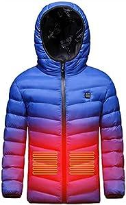 Winter Coats Electric Heated Jacket Kids Charging Electric Heated Jacket,Heated Vest Slim Fit Electric Hoodie