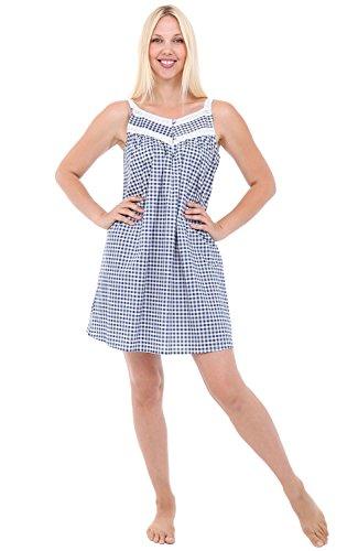 Del Rossa Priscilla Nightgown Sleeveless