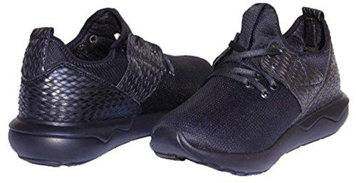 Tamboga Sneaker Trainingsschuhe Sportschuhe geflochtenstyle Schwarz