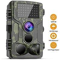 VICTONYUS Trail Game Camera 1080P HD IP65 Waterproof,...