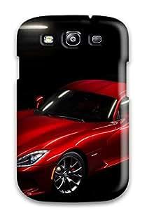 New Style Tpu S3 Protective Case Cover/ Galaxy Case - Dodge Viper Srt
