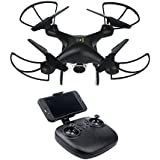 Littleice Utoghter Wide Angle Lens 720P HD Camera WiFi FPV RC Quadcopter Drone With 1600Mah Battery