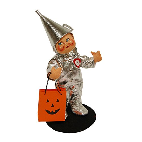Annalee - 6in Trick or Treat Tin Man]()