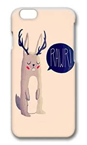 Apple Iphone 6 Case,WENJORS Awesome Fearsome Critter Hard Case Protective Shell Cell Phone Cover For Apple Iphone 6 (4.7 Inch) - PC 3D