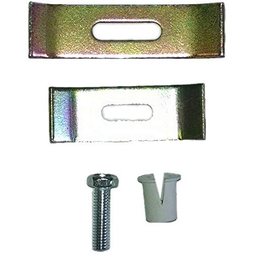 Highpoint Collection Highpont Collection Undermount Sink Clips Package of ()